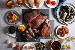 台北君悅茶苑「肉食主義」 自助饗宴線上旅展限時買一送一