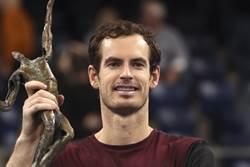 網球》取代喬帥 莫瑞入選球員理事會
