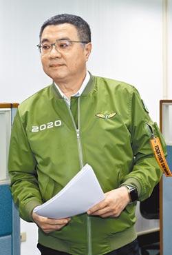 卓榮泰否認有此助理 馮京當馬涼