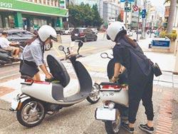 台北電動機車免費停 達15萬輛再收費