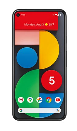 Google Pixel 5 台灣大15日開賣