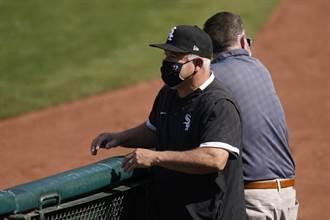 MLB》暌違12年闖季後賽 白襪開除總教練