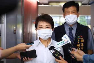 疫苗吃緊 盧秀燕呼籲中央:請國家隊加緊製作或向國際調貨