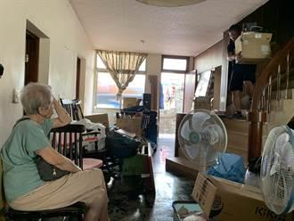 南鐵東區陳家開始搬家 屋主母親捨不得旋轉樓梯