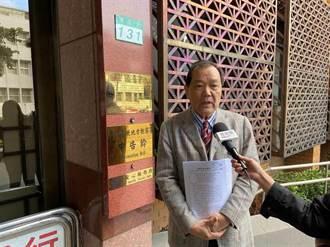 馬英九說「首戰即終戰」 律師林憲同告恐嚇國民遭駁