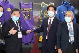 台北紡織展開幕 賴清德:疫情下首檔國際級實體展