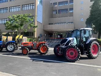 桃市每年編5千萬農機經費 目前已補助5681台農機