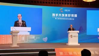 劉結一:堅決反對台獨 與台胞台青分享發展機遇