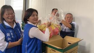 雲林媒合香蕉團購 480箱烏龍蕉封櫃運金門 展現好「蕉」情