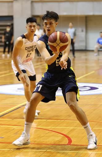 台灣超級籃球挑戰賽 九太逆斬中華白奪首勝