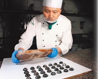 巧克力界奧斯卡 長榮勇奪雙金