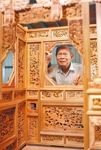 神轎大師王永川辭世 享壽89歲
