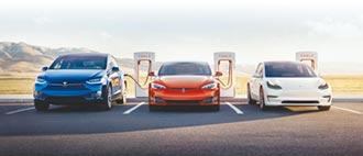 Tesla周四起收取超級充電費