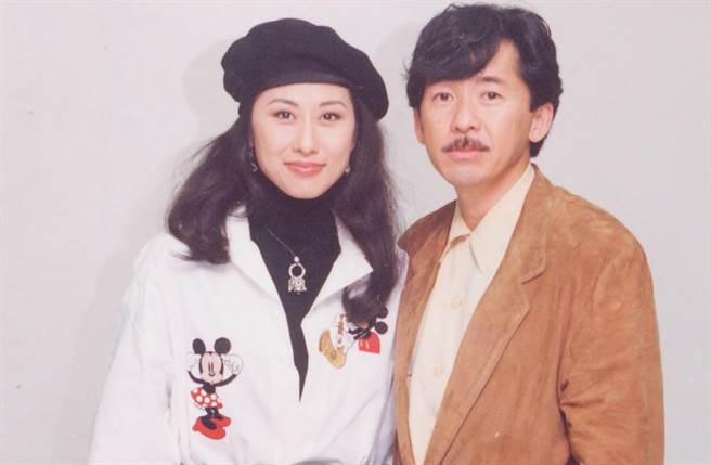 葉蒨文與林子祥,是樂壇銀色夫妻檔。(中時資料照片)