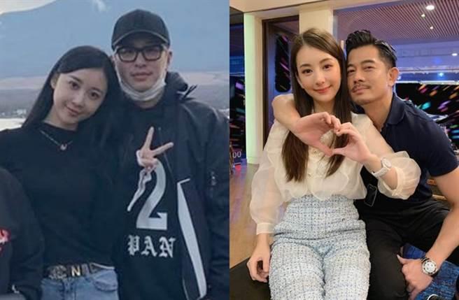 潘瑋柏和郭富城妻都被影射是「天王嫂培訓班」成員。(圖/翻攝自IG)