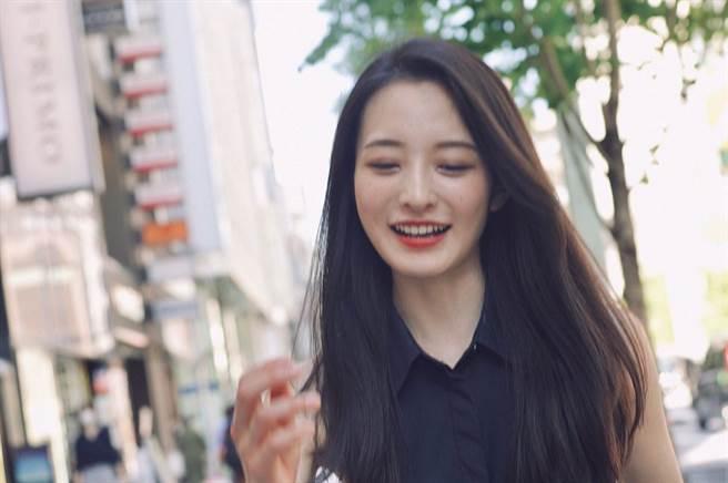 東京大學校花神谷明采。(取自Miss東大2020 IG)