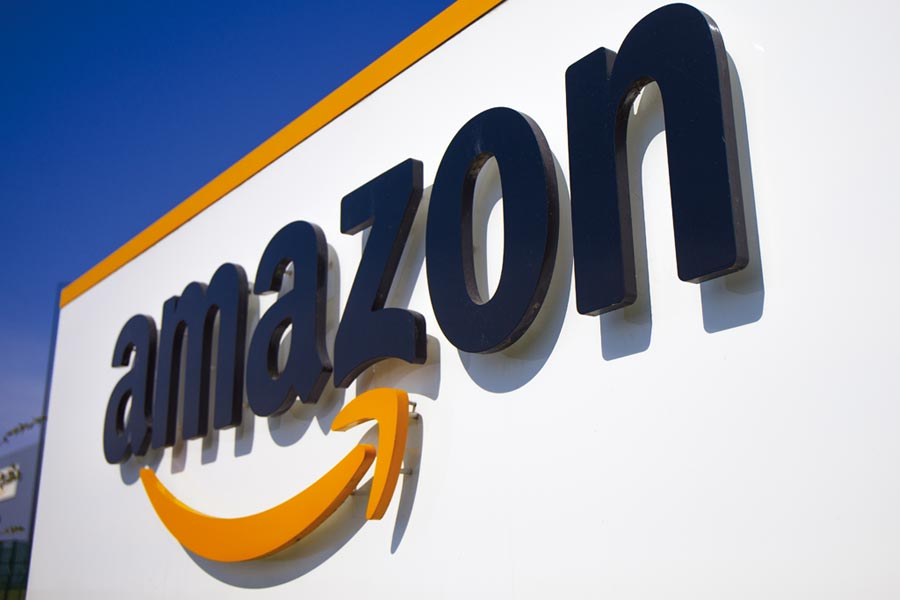 新數位經濟崛起讓蘋果、臉書和亞馬遜等科技龍頭的生意愈做愈大。圖/美聯社