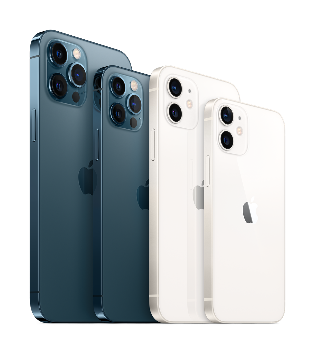 iPhone 12系列正式发表。(苹果提供/黄慧雯台北传真)