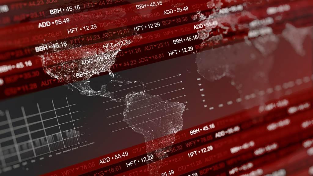 IMG預計大陸今年可能成為唯一正成長的主要經濟體。(shutterstock)