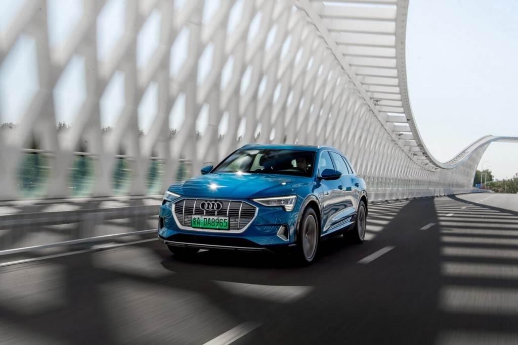 Audi擴大在中國業務 與一汽成立新公司生產高端電動車