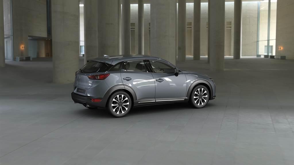 降價加配備!2021年式Mazda CX-3開始接單