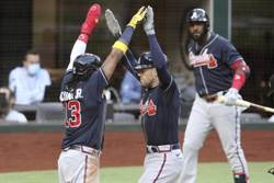 MLB》道奇差點逆轉 勇士驚險2連勝