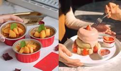 鬆軟舒芙蕾、草莓生乳酪鬆餅 盤點台南7間必吃甜點店