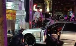機車賊拒檢 蘆洲街頭上演警匪追逐戰