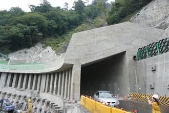 中橫復建省道拋三方案 梨山人支持長隧道