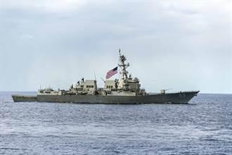中時兵推「美大選十月驚奇」:若美艦在高雄外海故障