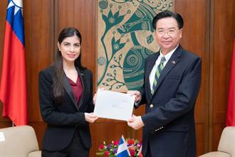 尼加拉瓜新任駐台大使 曾為台灣獎學金生