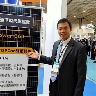 《光電股》茂迪TOPCon高效模組首展 發電效益大升30%