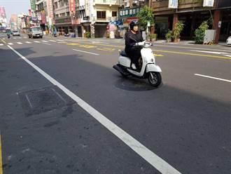 嚴管「道路殺手」 台南花12億元促8米以上路口孔蓋抗滑值達標