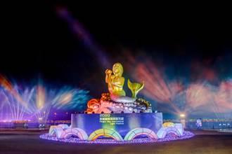 《產業》澎湖燈光節主題燈區 獲國際設計大獎肯定