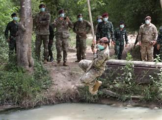 挖陸牆角?美陸軍安全部隊援助旅趕往亞、非洲