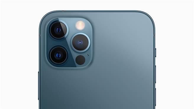 蘋果在第二場秋季發表會發表iPhone 12 Pro系列。(摘自蘋果官網)