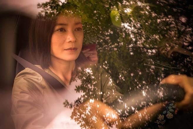 金馬影后楊雁雁參與「金馬57」年度CF拍攝。(金馬執委會提供)