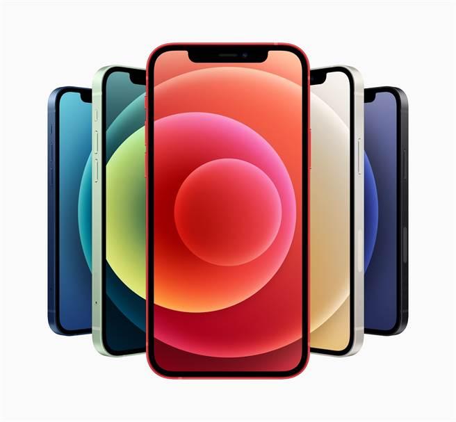 蘋果更一次推出4款全新iPhone分別是iPhone 12、iPhone 12 mini、iPhone 12 Pro,以及 iPhone 12 Pro Max。(摘自蘋果官網)
