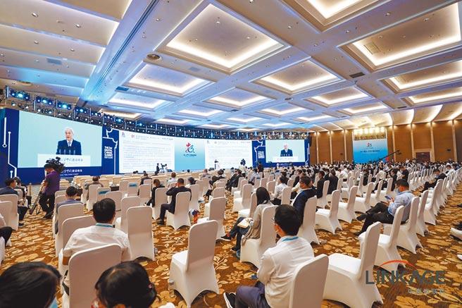 第3屆數字中國建設峰會12日在福建福州開幕。(主辦方提供)
