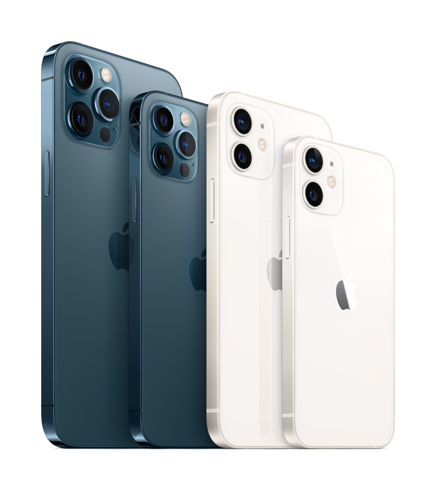 iPhone 12系列正式發表。(蘋果提供/黃慧雯台北傳真)