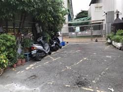 大竹國小側門架鐵網阻通行 經校方溝通地主同意拆除