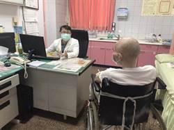 老奶奶胸悶沒胃口 低劑量胸腔電腦斷層揪出肺腺癌