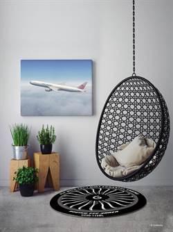 華航將迎首架777F貨機 周邊小物eMall搶先上架