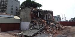南鐵陳家拆成斷垣殘壁 陳致曉:這是我家,歡迎來坐