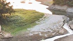 台中水情轉黃燈 工業區供再生水