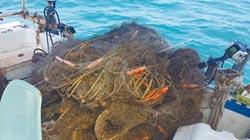 環保艦隊、海底撈 聯手清海廢