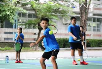 培育網球新苗 紮根鳳山──蘇百瑞教練