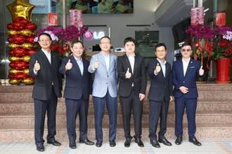 LG台中服務中心暨智慧家庭體驗館開幕