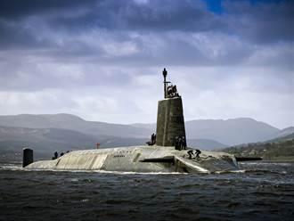 英版羅斯福號 潛艦「警惕號」訪美爆發疫情