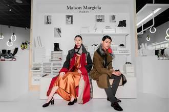 初衣食午 x Maison Margiela   Tabi Shoes 快閃陳列裝置
